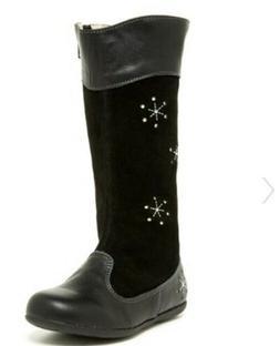 See Kai Run Alyssa Riding Boot Toddler Girls Size 9.5 NIB