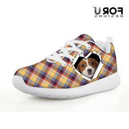 Animal Cute Dog Sneakers Children Sport Shoes Outdoor Run sh