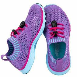 ALEADER Aqua Water Shoes for Girls Athletic Sport Walking/Ru