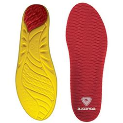 Sof Sole Arch Full Length Comfort High Arch Shoe Insole, Men