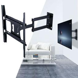 Articulating Arm TV Wall Mount LCD LED Holder Rotating Flexi