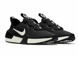Nike Ashin Modern Running Shoes White Black AJ8799-002 Women
