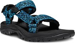 ATIKA AT-M111-CUB_Men 12 D Men's Sport Sandals Maya Trail Ou