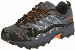 Fila At Peake 16 Boys Kids Trail Running Shoes Sneakers Cast