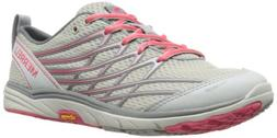 Merrell Women's Bare Access Arc 3 Trail Running Shoe,Ice/Par
