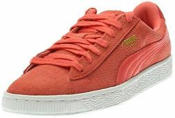 Puma Basket Remaster Running Shoes - Pink - Womens