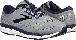 Brooks Men's Beast '18 Grey/Navy/White 8 D US