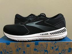 Brooks Beast 20 Black White Men's Running Shoe 110327 4E 051