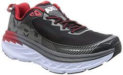 Hoka One One Bondi 5 Running Shoes 9.0 D M US Mens Black/For
