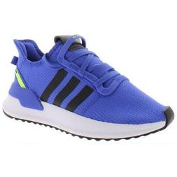 adidas Originals Boys Blue Running Shoes 4.5 Medium  Big Kid