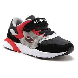 BODATU Boy's Girl's Athletic Sneakers Kids Lightweight R