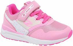 BODATU Boys Girls Running Sneakers Kids Durable Athletic Spo
