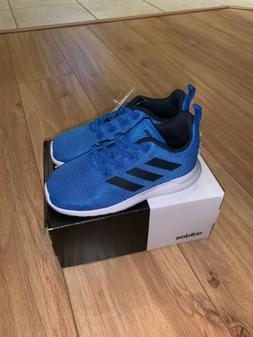 Boy's Adidas Lite Racer CLN I Running Shoes - Size 10K  -