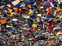 2 Pounds Bulk Lego Bricks - Random Selection of Vintage Lego