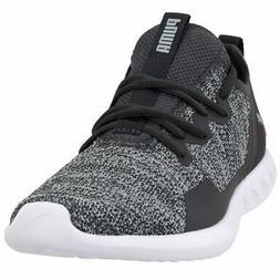 Puma carson 2 x knit  Casual Running  Shoes - Grey - Mens