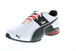 Puma Cell Surin 2 FM 18987601 Mens White Synthetic Lace Up A