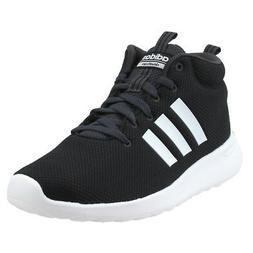 adidas CF LITE RACER MID Running Shoes - Black - Mens