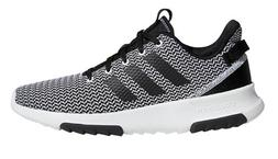 Adidas CF Racer TR Running Trainer Shoes Grey Black White $7