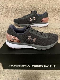 under armour Charged Escape 2 Chrome Running Shoes Womens 10