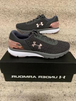 under armour Charged Escape 2 Chrome Running Shoes Womens 11