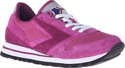 Brooks Heritage Women's Chariot Fuchsia Sneaker 8 B