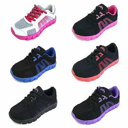 Childrens Kids Boys Girls Athletic Sneakers Sport Tennis Run