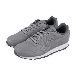 81dc00f56a1 Reebok Classics Harman Run Mens Gray Leather Athletic Lace U