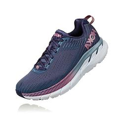 Hoka One One Clifton 5 Trail Running Shoe - Women's Marlin/B