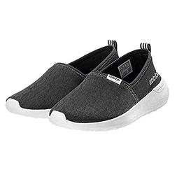 Adidas Women's Cloudfoam Lite Racer Slip On Runner Black