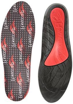 Powerstep Powerstep Comfortlast Full Shoe Inserts, Black, 5-