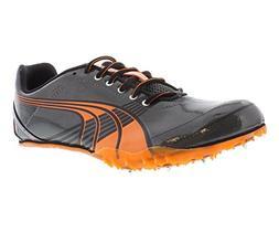 Puma Complete TFX Sprint III Track Shoe,Dark Shadow/Steel Gr