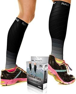 Physix Gear Sport Compression Calf Sleeves for Men & Women 2