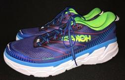 Hoka One One Conquest 3 Mens Running Tennis Shoes Astral Aur
