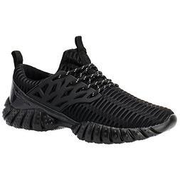 498b22d22fa7a2 ALEADER Men's Cross Trainer Shoes Comfort Sport Walking Snea