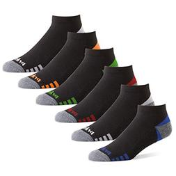 Prince Men's Low Cut Performance Socks for Running, Tennis,