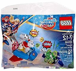 LEGO DC Super Hero Girls: Krypto Saves the Day Polybagged 55