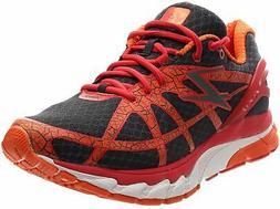 diego running shoes orange mens