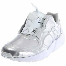 Puma Disc 89 Metal  Casual Running  Shoes Grey Mens - Size 1