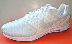 NIKE Downshifter 7 Men's Running Shoes 852459 100  White NWD