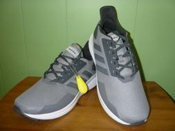 Adidas Duramo 8 Men's Running Shoes Sz.12 Wide US Grey NWOB
