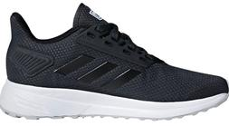 Adidas Duramo 9 Running Shoes Black White Grey Cloudfoam B75