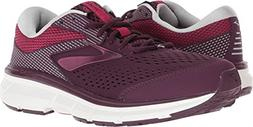 Brooks Women's Dyad 10 Purple/Pink/Grey 9 B US
