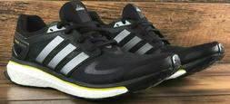 ADIDAS ENERGY BOOST M RUNNING SHOES G64392 BLACK   YELLOW   06f31d9a4