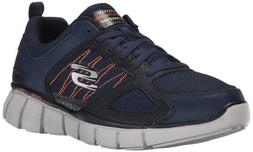 Skechers Sport Men's Equalizer 2.0 True Balance Sneaker,Navy