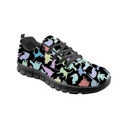 Fashion Designer Running Shoes For Women Girls Sport Athleti