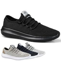 Fashion Men's Running Shoes Slip-on Lightweight Athletic Wal