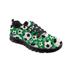 Fashion Sneakers For Women Girls Running Shoes 3D Football P