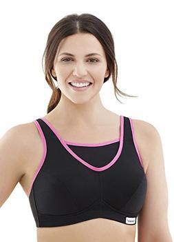 Glamorise Women's Plus Size No-Bounce Full-Support Sport Bra