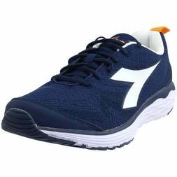 Diadora FLAMINGO  Casual Running Neutral Shoes - Navy - Mens
