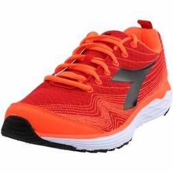 Diadora Flamingo  Casual Running  Shoes - Red - Mens
